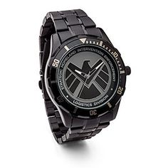 When you are hired by S.H.I.E.L.D. you are given this watch on your first assignment. Standard issue.