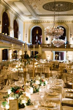 Photography : Joey Kennedy Photography | Reception Venue : Omni William Penn | Event Design : Something New Events Read More on SMP:…