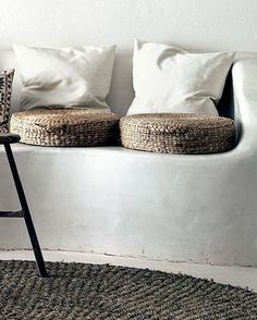 "tamsinjohnson: ""Seat cushion """