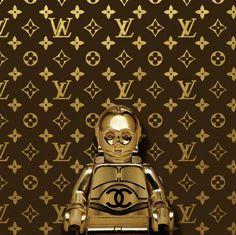 LEGO: C-3PO - Chanel