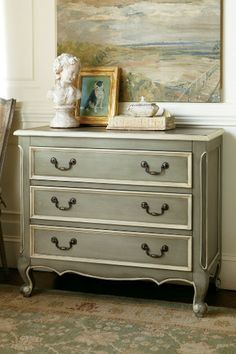 Le Bien-aime Console - Sideboard Console, Pale Green Sideboard | Soft Surroundings