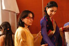 LFW Day 3 Fittings, Krishna Mehta