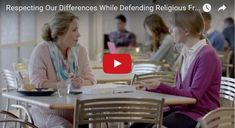 The Church is releasing a new series of videos to help members address sensitive issues they often come across in their day-to-day lives. What do we do when people attack us or judge us as bigoted based on our beliefs? How do we overcome differences while still standing for our beliefs?