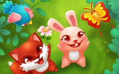 Forest Mania: We try not to be overly harsh when reviewing match three games. Not because I don't like them, but because there are some milestones regarding the genre. Take a look! #forest #mania #puzzle #free #mobile #game #review #iOS #Android