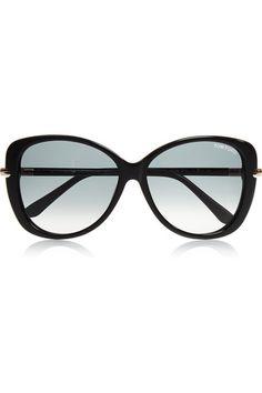 f0aee5a21f5 Color Crush  All Black Everything... Tom Ford GlassesBlack ...