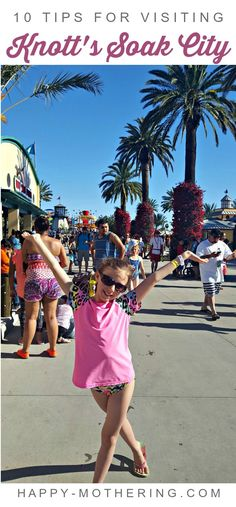 Are you planning to visit Knott's Soak City in Buena Park? It's a fun family vacation idea if you're in Southern California. Read our tips before your trip.