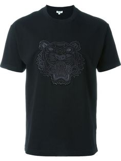 Shop Kenzo 'Tiger' T-shirt in Vitkac from the world's best independent boutiques at farfetch.com. Shop 400 boutiques at one address.