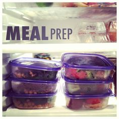 Jamie Eason Live Fit Meal Prep: Week 1