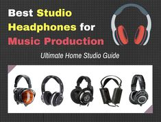 Here are the 15 BEST studio headphones for music production. Find your perfect high quality reference headphones for mixing, recording, or audiophile listing. See the full headphones listhttps://musicproductionnerds.com/best-headphones-for-music-production