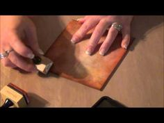 Tim Holtz Binder Ring Mini Part 1