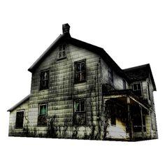 •●๑ღஐ♥Monro-Diz♥ஐღ๑●• — «SD FN HAUNTED HOUSE.png» на Яндекс.Фотках ❤ liked on Polyvore featuring halloween, houses, backgrounds, black and white, buildings and filler