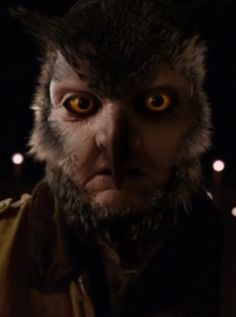 """Scharfblicke are owl-like Wesen that are skilled in picking locks. First seen in season two's episode """"Face Off."""""""