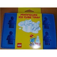 LEGO Minifigure Ice Cube Tray $14.99
