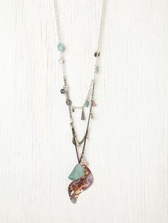 Free People Musk Necklace, $158.00