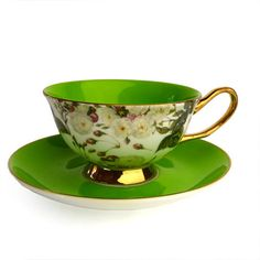 Cup of irish tea - shelley tea cup and saucer . Antique Tea Cups, Teapots And Cups, Teacups, Cuppa Tea, China Tea Cups, My Cup Of Tea, Tea Cup Saucer, Vintage Tea, Tea Time