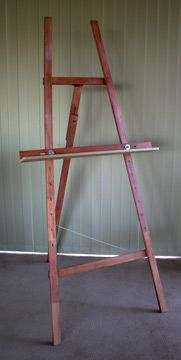 26 best artist easel plans images on pinterest easel woodworking free artist easel plans easy project free pdf dowlnload diy solutioingenieria Gallery