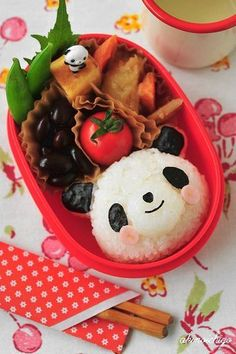 Cute Food Is Better Food - Bento Box Inspiration - Bento Ideas Bento Box Lunch For Kids, Bento Kids, Cute Bento Boxes, Lunch Box, Bento Kawaii, Food Art Bento, Japanese Bento Box, Cute Food Art, Bento Recipes