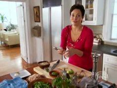 Healthy Chicken Burrito-Food Network
