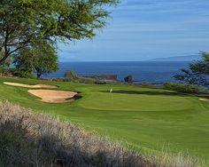 Manele Golf Course - Hole 4
