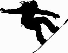 Le Journal de Chrys: Nos skieurs Girl Silhouette, Silhouette Cameo, Snowboarding, Skiing, Office Christmas Decorations, Snowboard Girl, Winter Art, Winter House, Winter Olympics