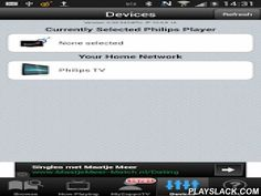 Philips TV Media Player  Android App - playslack.com ,  This is only for Android users with a Philips Smart TV Plus.Just bought your internet connected Philips TV or already have one at home? Well, with this app you can unleash the power of your new Philips TV.Simply download this FREE app and access additional content, currently not available on the Philips TV itself as you use your Android to control your Philips TV over Wi-Fi.Enjoy millions of videos, images, and songs anywhere and share…