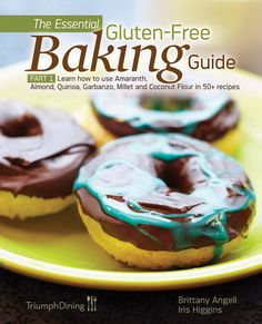 Gluten Free Baking Guide. On sale today!