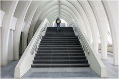 Luik-Guillemins by Patrick Desmet on 500px