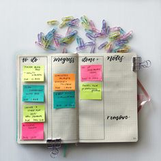 Kanban in your bullet journal can help you laser focus your project management productivity and help you really achieve those goals as well as. Bullet Journal Ideas Pages, Bullet Journal Layout, Bullet Journal Inspiration, Bullet Journals, Moleskine, Business Notes, Cool Notebooks, Planner Organization, Journaling