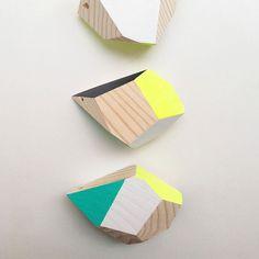 geometric tree painting - Google Search