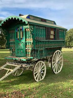 Gypsy caravan, Gypsy wagon, Gypsy waggon & bowtop: for sale Gypsy Caravan, Gypsy Wagon, Gypsy Home, Wagons For Sale, Wooden Wheel, Circus Art, Entertainment Ideas, Caravans, New Builds