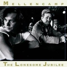 USED VINYL RECORD 12 inch 33 rpm vinyl LP Released in 1987, The Lonesome Jubilee is the ninth album by American singer-songwriter John Mellencamp. (Mercury Records R134420 / 422 832 465-1 Q-1) Side 1: