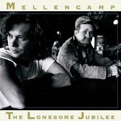 John Cougar Mellencamp The Lonesome Jubilee - vinyl LP