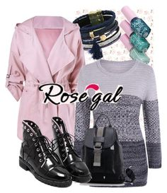 """""""Rosegal 12"""" by elma-polyvore ❤ liked on Polyvore"""