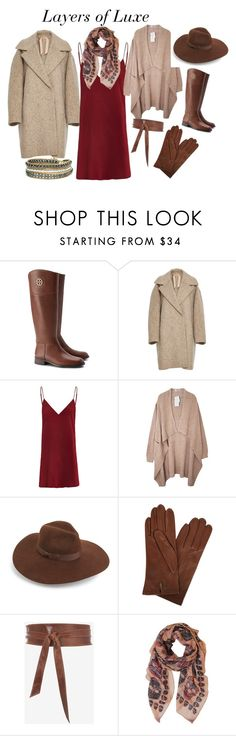 """Relaxed City Chic"" by boho-betty-usa ❤ liked on Polyvore featuring Tory Burch, N°21, Lack of Color, Dents and Humble Chic"