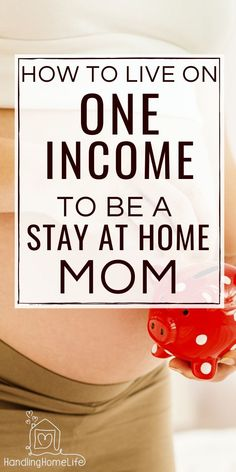Have you ever wondered if your family could make ends meet on only one income? Lets look at some of the best frugal living tips for single income families.