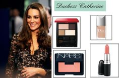 """Top Make Up Look 2012 - Duchess Kate"" by angieljw ❤ liked on Polyvore"