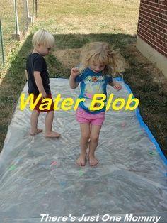 water blob