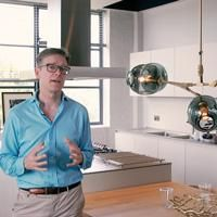 Designers at Home: Be inspired by Daniel Hopwood's kitchen project