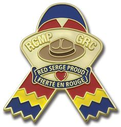 Check out the deal on RCMP Support Pin at The Mountie Shop