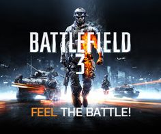 Battlefield 3....quite possibly my best and worst gift ever for the husband.  Lol