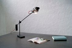 Lamps Made From Old Cameras by Y Studio | Yellowtrace.