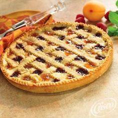 Linzer Torte from Crisco®