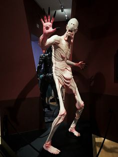 Guillermo del Toro: At Home with Monsters @ LACMA - Harmony Sandoval