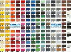 Ral Pantone Color Chart  PicSeenCom      Pantone