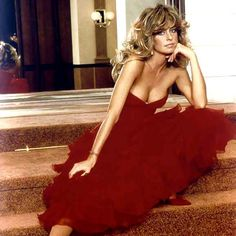 Happy Birthday to this late and great iconic beauty, Farrah Fawcett!  image: ABC Television Network