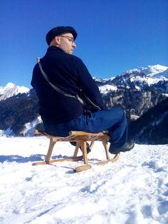 Swiss Zen Monk(ey)