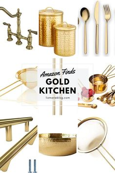 Check out this step by step guide on the Easiest Way to update your kitchen without remodeling. Copper Kitchen, Kitchen Trends, Black Kitchens, Kitchen Items, Kitchen Living, Country Kitchen, Apartment Living, Kitchen Accessories, Vintage Kitchen