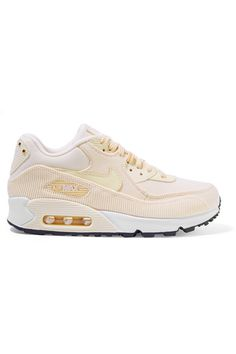 wholesale dealer c9a6f 0f1b3 Nike - Air Max 90 leather, corduroy and mesh sneakers