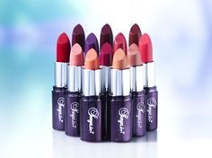 Be perfect with our new line of lipstick. And get that perfect pout ;)
