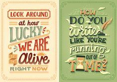 #Letters4Ham: Hand-lettered Lyric Posters I don't... - Risa Rodil | Artventures of a Designerd